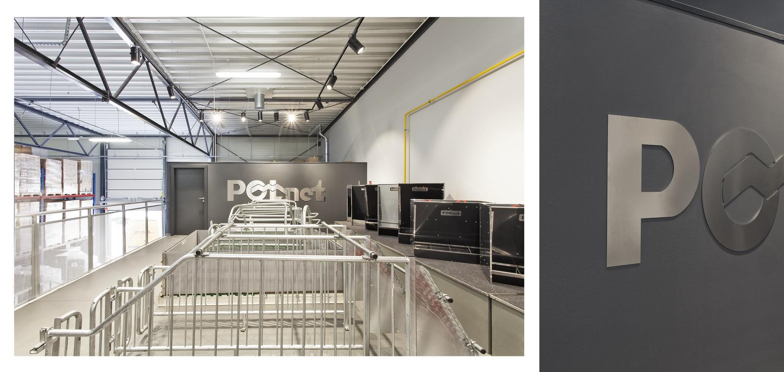 Firma POLNET - wnętrza