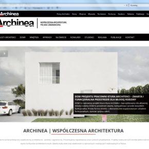 publikacja archinea dom